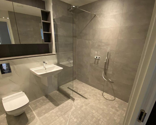 Disabled Bathroom Wet Room